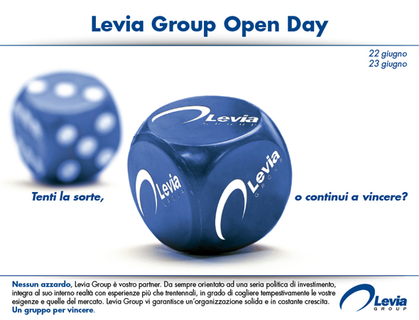 Levia Group Open Day