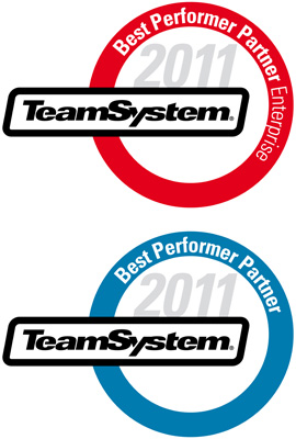 TeamSystem Best Performer 2011 Levia Group