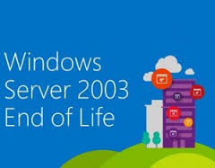 Fine supporto Windows Server 2003